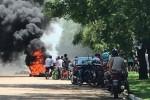 CAMBIEMOS: Municipales de Bovril que no cobran venden asado con cuero para subsistir
