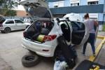FEDERAL: Detenidos con dinero falso y marihuana