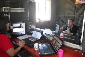 """Sandra Fontana participó de Informando a mi Gente y expresó """"nuestra oposición es Cambiemos"""""""