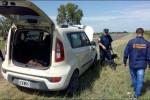 DEPARTAMENTO FEDERAL: Detienen a un hombre por robo de automotor en flagancia