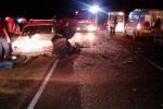 Ruta 12: Confirmaron las identidades de los tres fallecidos en terrible choque