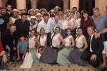 El público colmó la Plaza Mansilla para ver la delegación entrerriana que actuó en Cosquín