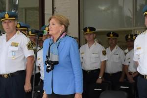 Inició el año académico en la Dirección de Institutos Policiales de Entre Ríos