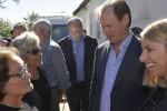 """""""De tolerancia y compromiso se trata la democracia"""", afirmó Bordet"""