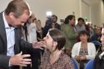 Bordet valoró el rol de los docentes en la integración de niños con discapacidad en la escuela