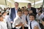 Bordet garantizó a los docentes un incremento con los salarios de marzo