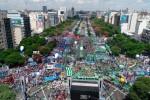 Marcha CGT 4 de abril: quiénes movilizan y cómo será la protesta en el centro porteño