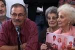 El crudo relato del padre de la nieta 129 recuperada por Abuelas de Plaza de Mayo