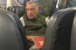 El hombre que molestó a Cristina en el avión fue identificado como un ex funcionario de la Dictadura cercano a Marcos Peña