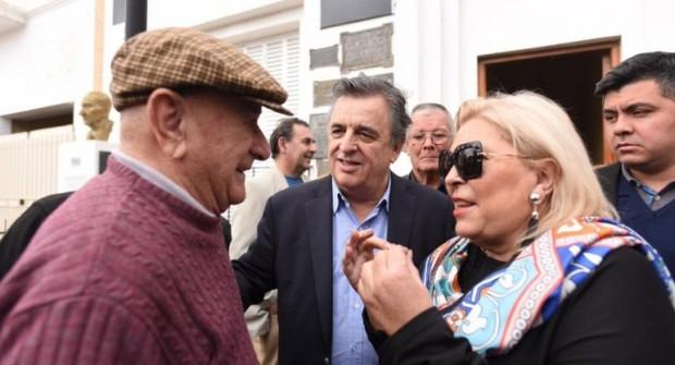 Políticos cordobeses de todos los partidos hacen fila para contestar a Carrió