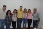 Bordet y Stratta llegaron a Federal para respaldar las candidaturas de Chapino, Miranda, Boxler, Fontana y Cantero