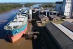 Histórico embarque de arroz de Entre Ríos a Costa Rica