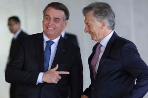 Bolsonaro realizará su primera visita oficial a la Argentina en junio