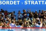 Gustavo Bordet y Laura Stratta llegan este miércoles a Federal