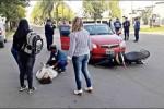 FEDERAL: Una mujer resultó con lesiones graves en un siniestro vial
