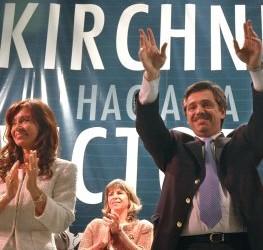Primer acto de Fernández – Fernández: Inaugurarán el Parque Kirchner en Merlo