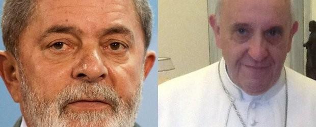 La carta que el papa Francisco le envió a Lula Da Silva