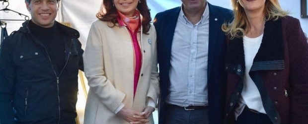 Elecciones 2019: Kicillof y Magario confirmaron la fórmula para la Provincia