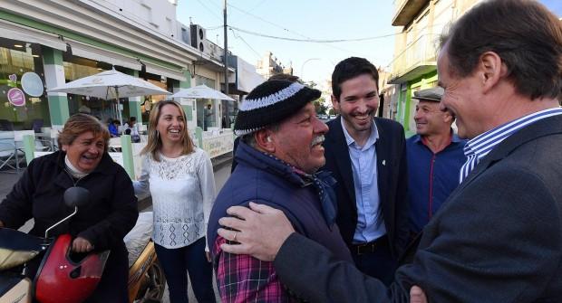 """Bordet: """"Aplicamos políticas públicas para generar trabajo genuino en Entre Ríos"""""""