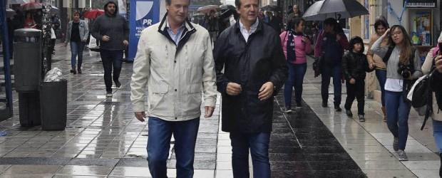 Bordet insiste que necesita a Bahl en Paraná
