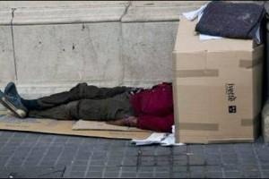 Un hombre de 42  años que vivía en situación de calle murió a causa del frío