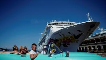 CUBA: EEUU golpea a Cuba con la prohibición de los cruceros