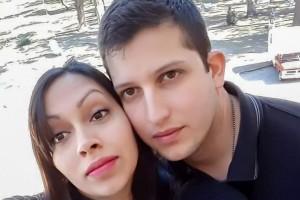 Un policía mató de un disparo en la cabeza a su ex delante de su bebé