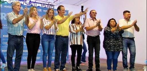 ESTE JUEVES: Creer Sauce de Luna con Sandra Fontana a la intendencia cierra su campaña