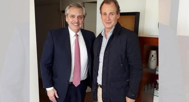 Bordet apoyará la fórmula Fernández-Fernández