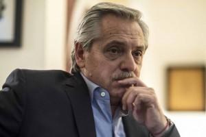 """Alberto Fernández, contra Clarín: """"No es sano para el periodismo segur inventando noticias disparatadas"""""""