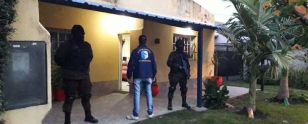 La división toxicología de Federal da otro golpe al narcomenudeo en la ciudad