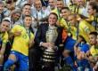 Bolsonaro le respondió a Messi tras sus críticas a los arbitrajes en la Copa América