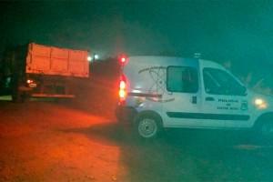 Concordia: Una niña murió al ser aplastada por un camión