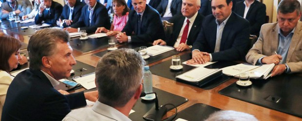 Bordet suma gobernadores para el reclamo a Macri