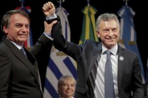 Incendio en el Amazonas: Mauricio Macri ofreció ayuda a Jair Bolsonaro
