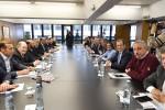 Los gobernadores no descartan la vía judicial ante la quita de recursos de Nación