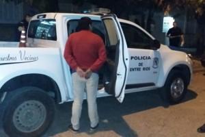 URDINARRAIN: Condenaron a 13 años de prisión a un policía por abusar de su hijastra