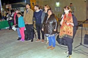 Modalidad Jóvenes y Adultos: Exposición anual de trabajos e inauguración del centro de panificación
