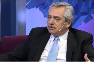 """Alberto Fernández: """" Hoy estar en la calle es un riesgo porque no todos piensan como nosotros en 2003″"""