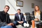 Cresto afianza relaciones con el gabinete de Fernández