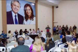 En el día de la Lealtad: El Peronismo Federalense se comprometió a lograr un amplio triunfo el 27 de octubre