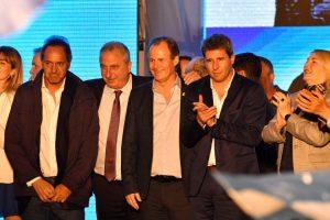 Bordet dice que la era Macri está agotada