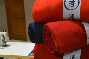 A través del programa Cobijar se entregaron 30.000 frazadas en el período invernal