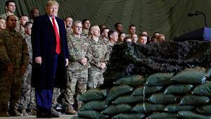 AFGANISTAN: El presidente de EEUU anunció la reanudación del dialógo con los talibanes
