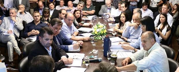 LEGISLATURA: Diputados decide si firma dictamen a favor del presupuesto de Bordet