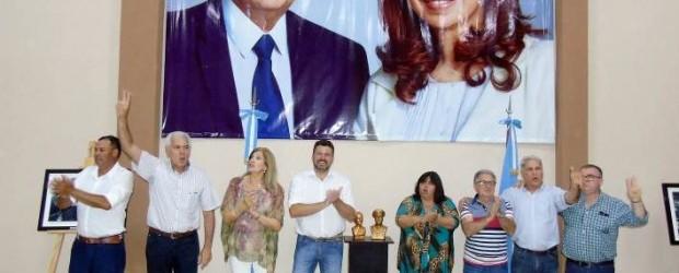 Federal: Un Peronismo victorioso inauguró su flamante y moderna sede