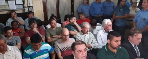 ÚLTIMO MOMENTO:  Condenaron a 6 años y 6 meses de prisión a Varisco