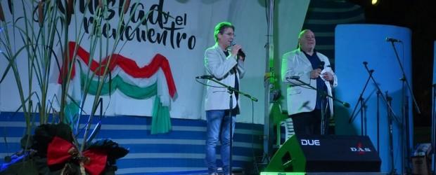 C. BERNARDI: Imponente marco de público en la 11º edición del Festival de la Amistad y el Reencuentro