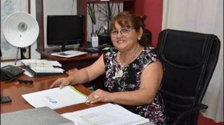 C. BERNARDI: Marina Cantero renunció a los haberes que le correspondería como presidente municipal