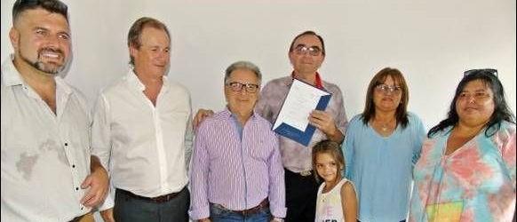 El ex intendente de C. Bernardi fue designado con un cargo en la provincia